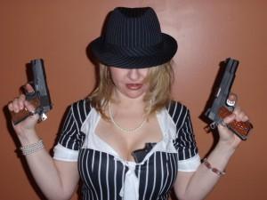 Zbraně v Mafia Wars