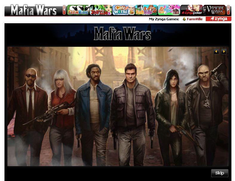 Mafia Wars intro