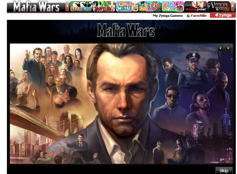 Mafia Wars intro 2