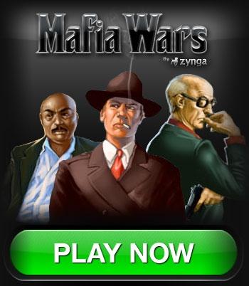 Mafia Wars - online hra na Facebook